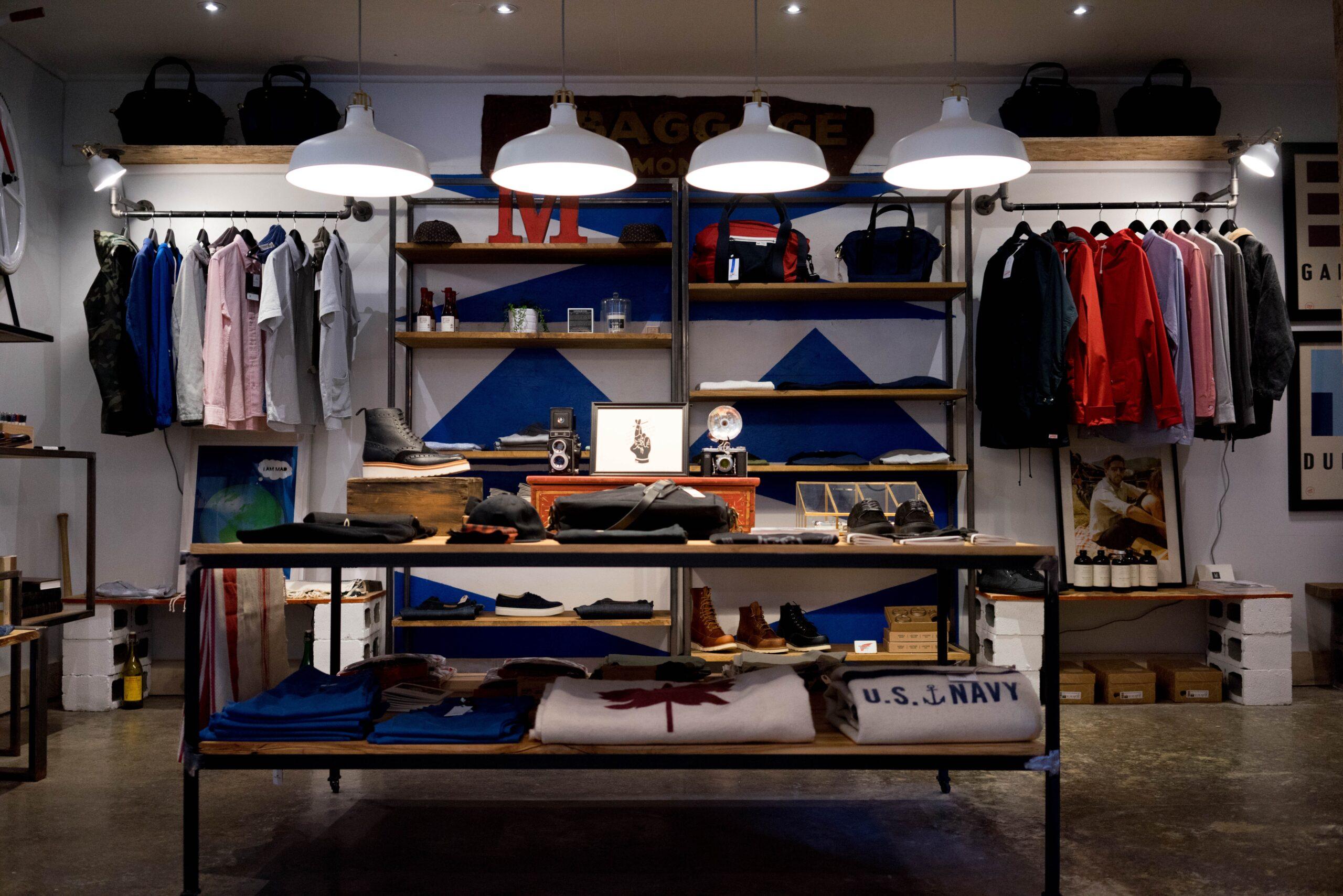 Ιδέες σχεδιασμού για καταστήματα που φέρνουν πωλήσεις
